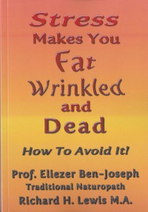 Stress makes you Fat Wrinkled & Dead