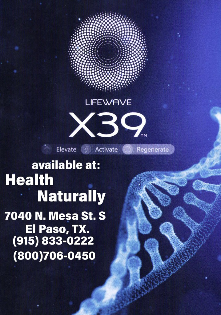 lifewave X39
